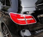 SCHATZ - Mercedes B Class W246 - Χρώμια πίσω φαναριών από 09/2011-10/2014, σετ 4 τεμ.