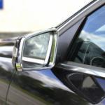 SCHATZ - Mercedes R Class W251/V251 - Πλαίσιο χρωμίου καθρεπτών, σετ 2 τεμ.