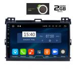 IQ-AN8948_GPSTABLET  OEM  TOYOTA LANDCRUISER  2003-2009  ANDROID 8.1