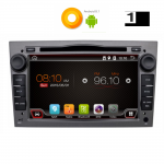 MULTIMEDIA OEM OPEL ALL 2003-2014 7΄΄ – ANDROID 8.1 OREO – CPU : CORTEX A7 4core 1.2Ghz – RAM DDR3 1GB