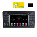 MULTIMEDIA OEM MERCEDES ML (W164) mod. 2005-2011 – ANDROID 9 PIE , 7inch Full HD Touchscreen, Resolution 1024x600pixels, 4×50 WATT