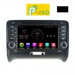MULTIMEDIA OEM AUDI TT 2007-2015, ANDROID 9 PIE, 7inch Full HD Touchscreen , Resolution 1024x600pixels, 4×50 WATT, 2GB RAM
