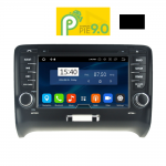 MULTIMEDIA OEM AUDI TT 2007-2015, ANDROID 9 PIE, 7inch Full HD Touchscreen , Resolution 1024x600pixels, 4×50 WATT, 2GB RAM