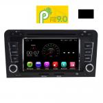 MULTIMEDIA OEM AUDI A3 2003-2012, ANDROID 9 PIE , 7inch Full HD Touchscreen , Resolution 1024x600pixels, 4×50 WATT, 2GB RAM
