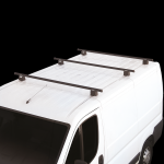 FIAT TALENTO COMMERCIAL 05/16> Μπάρες οροφής σιδερένιες 180 cm - Σετ 4 μπάρες