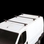 PEUGEOT BOXER COMMERCIAL 04/06> Μπάρες οροφής σιδερένιες 180 cm - Σετ 4 μπάρες