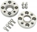 Ζεύγος Αποστάτες H&R DRA System - H&R bolt circle adapter BMW M14x1,25 DRA M14x1,5 OE-bolt 5/120