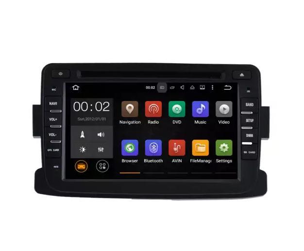 IQ-AN7157 GPS Συσκευή OEM DACIA DUSTER - RENAULT CAPTUR mod. 2013> MULTIMEDIA