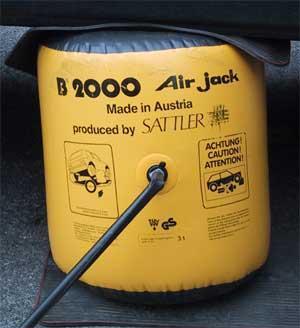 Φουσκωτός Γρύλος Airjack 2000