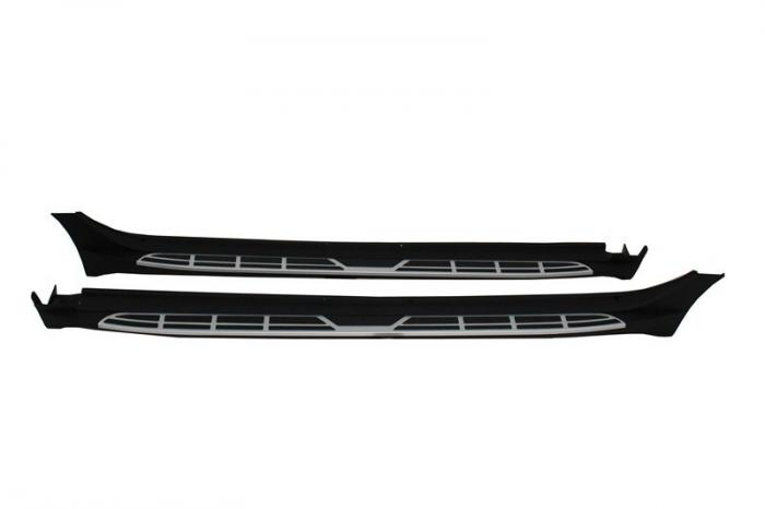 ΣΚΑΛΟΠΑΤΙΑ ΑΛΟΥΜΙΝΙΟΥ Running Boards Side Steps Hyundai IX35 (LM) (2009-2014) OEM Design