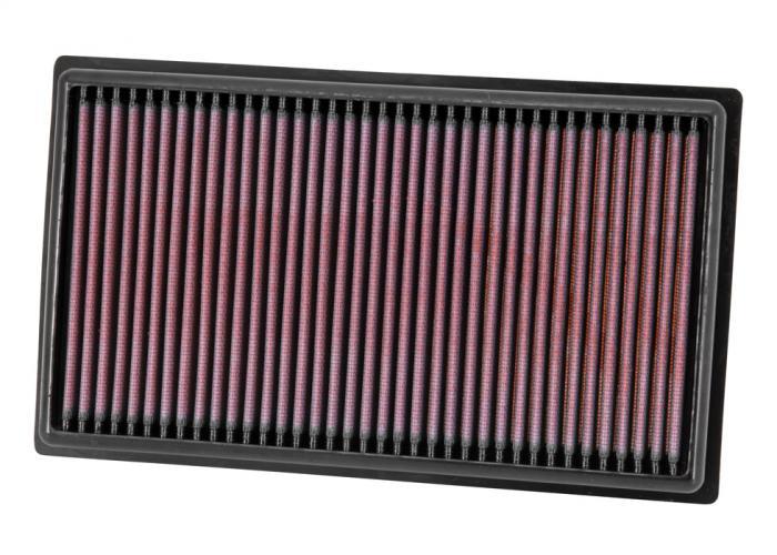 Κ&Ν φίλτρο εισαγωγής αέρα - MAZDA 3 L4-2.0L F/I; 2009-2013