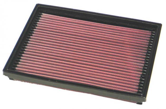 Κ&Ν φίλτρο εισαγωγής αέρα - VAUX/OPEL VECTRA B/MK1 L4-2.0L DSL, 1996-2002