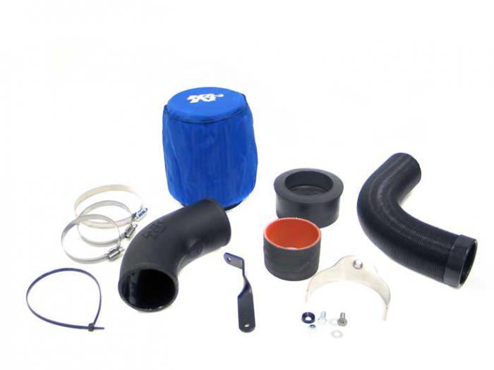 Κ&Ν Κιτ Εισαγωγής - Βελτίωσης - FIAT STILO L4-2.4L F/I, 2001-2006