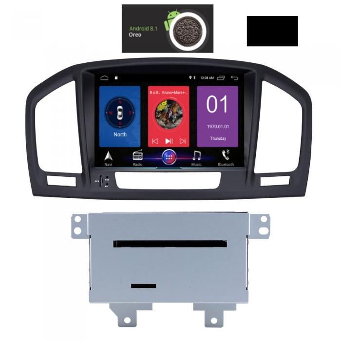 IQ-AN8114M_GPSMULTIMEDIA OEM OPEL INSIGNIA  ANDROID 8.1  OREO