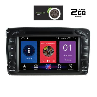 IQ-AN8171M_GPSMULTIMEDIA OEM MERCEDES C  W203   ANDROID 8.1  OREO