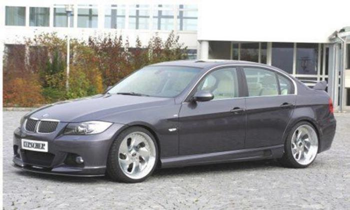 KERSCHER Σετ Πλαινά Σπόιλερ BMW E90 / E91