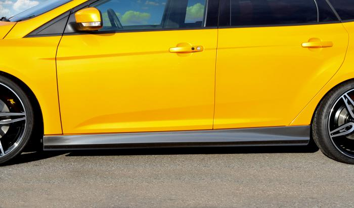 RIEGER Πλαινά Μαρσπιέ Σπόιλερ Ford Focus 3 ST