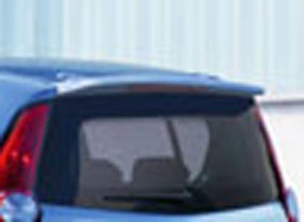Irmscher - Αεροτομή οροφής – Roof spoiler Opel Agila B