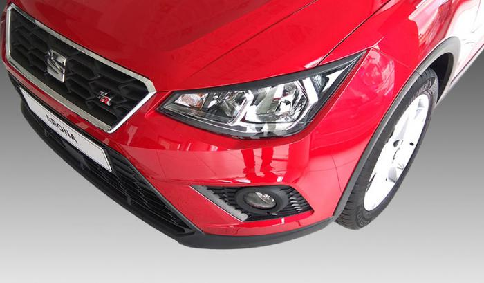 SEAT -  Ibiza MK5 (2017 + Light Brows - Φρυδάκια/Μασκάκια Φανών FR.00.0158