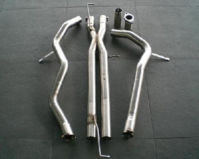 Μεσαίο Τμήμα Εξάτμισης – Hamann middle pipe set for 4.4i V8 and 4.2i V8 Supercharged fits for Land Rover Range Rover Sport