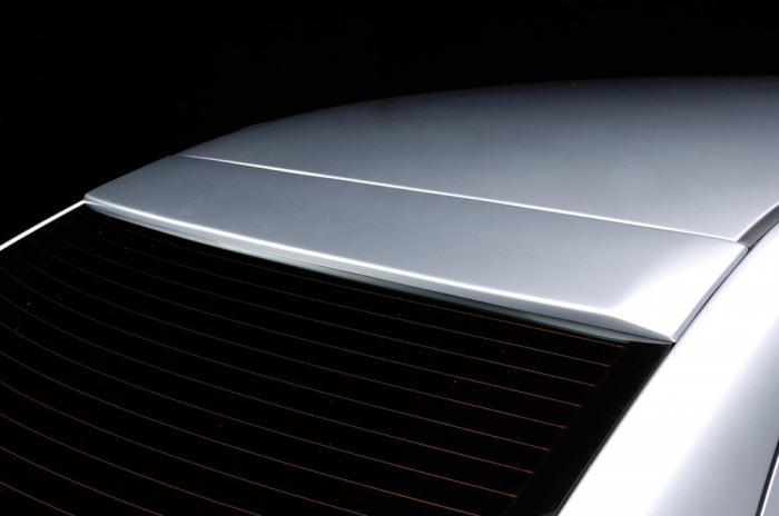 Αεροτομή Οροφής - Rieger rear window cover Sedan VW Bora