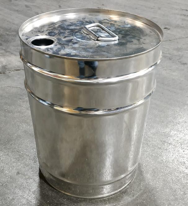 Βαρελάκι Λευκοσίδηρου για πετρέλαιο (Φωτιστικό,Κίνησης) 20 λίτρα