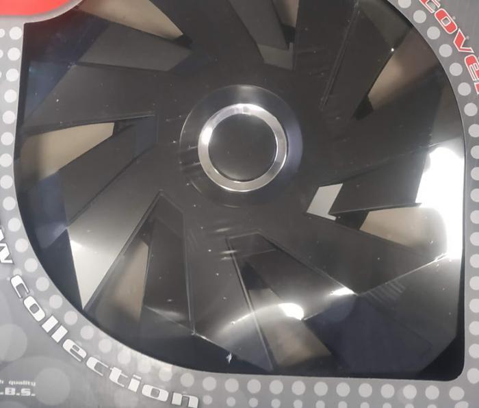 ΤΑΣΙΑ VERSACO VECTOR RC BLACK 14'' (4TMX)