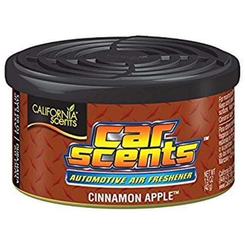 Αρωματικά Κονσέρβα Car Scents Cinnamon Apple (California Scents) - 1065