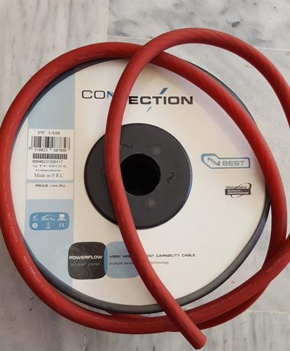PF1 OR Καλώδιο Ρεύματος Ενισχυτή 1Gauge (Connection) - 1022