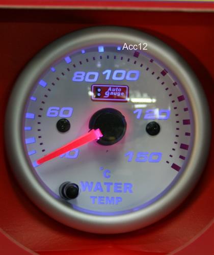 Θερμοκρασία Νερού 7χρώματα (Auto Gauge) - 900