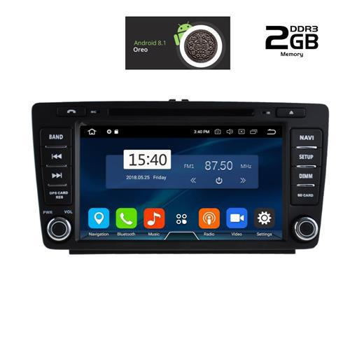 IQ-AN8005 OCTAVIA 5  2005-2012 (Digital IQ) - 1322