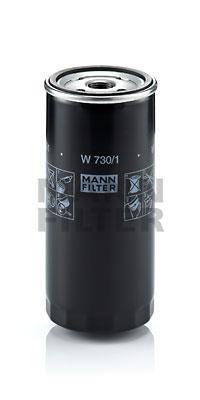 ΦΙΛΤΡΟ ΛΑΔΙΟΥ AUDI 80 1,9TDI ΚΑΙΝ. MANN-FILTER W7301 AUDI 80
