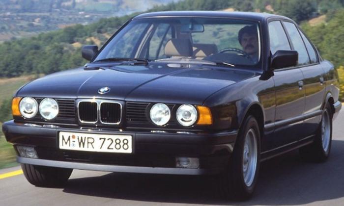 ΑΙΣΘΗΤΗΡΑΣ Λ BMW 520 E34 20V ΚΑΙΝ. BOSCH 0258005322 BMW 5 BMW 8