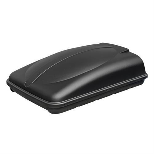 NORDRIVE Μπαγκαζιέρα Οροφής Box 350 Μαύρη Ανάγλυφη Υφή 350 ltrs  ΧΕ.L.N60100