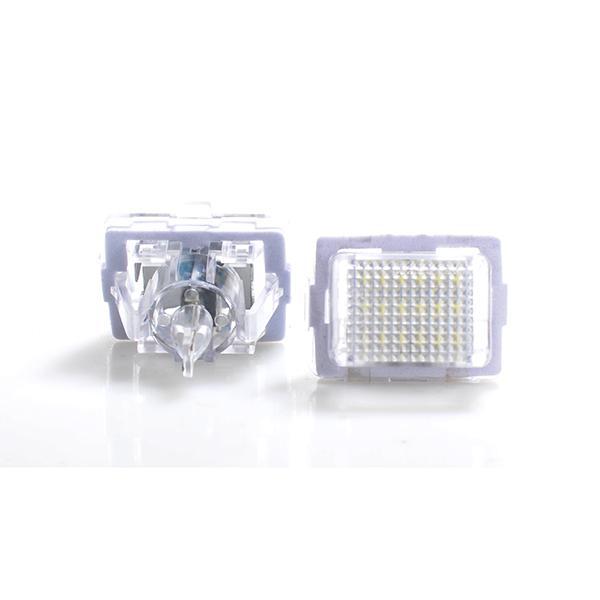 M-tech Φώτα LED πινακίδας της M-tech για MERCEDES 2ΤΕΜ. CLP026/MT