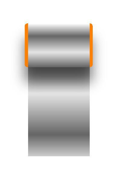 Lampa ΑΥΤΟΚ/ΤΟ ΑΜΑΞΩΜΑΤΟΣ ΧΡΩΜΙΟ 12x500cm 2 ΤΕΜ. Κ/Α/L0771.5