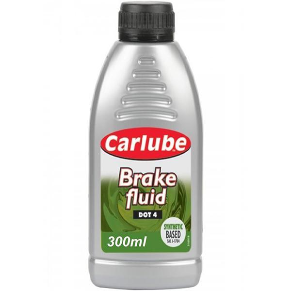 CarPlan ΥΓΡΟ ΦΡΕΝΩΝ CARLUBE DOT 4 - FMVSS 116 / SAE J1704 500ML CP-BFL050