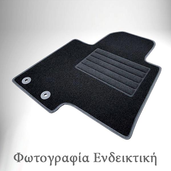 CIK SEAT MII 1/12+ / SKODA CITIGO 12/11+ VW UP 1/12+  4 τεμ. Πατάκια Μαρκέ Μοκέτα VM.SE.840150/CK