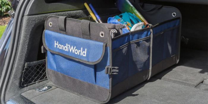 Handiworld ORGANIZER ΠΟΡΤ ΜΠΑΓΚΑΖ CAR BOOT TIDY HWCBT/HW