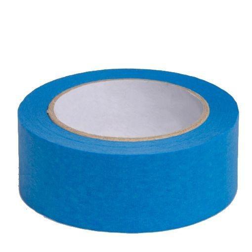 Χαρτοταίνια μπλε UV 50MMX45MT
