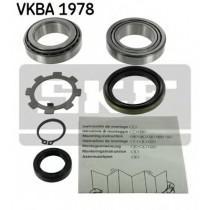 Ρουλεμάν τροχού SKF VKBA 1978