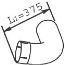 Σωλήνες εξάτμισης DINEX 47193