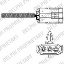 Αισθητήρας λάμδα DELPHI ES1097012B1