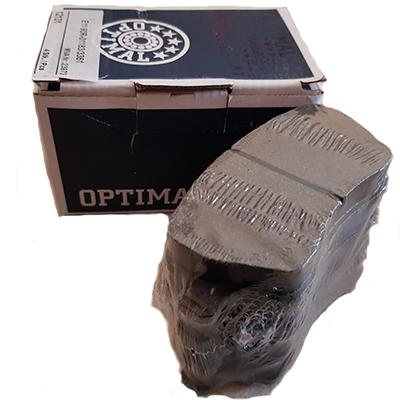 Σετ τακάκια φρένων Renault Clio / Nissan Micra /Dacia - Optimal