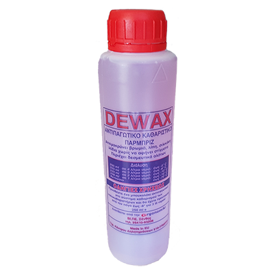 Υγρό Υαλλοκαθαριστήρων Dewax 250ml