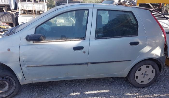 FIAT-PUNDO-2004-188A4000 ΓΙΑ ΑΝΤΑΛΛΑΚΤΙΚΆ.......