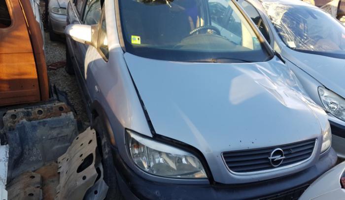 Ολόκληρο αυτοκίνητο Opel-Zafira-1800cc-16v-X18xe.......Πωλείτε μεμονομένα...
