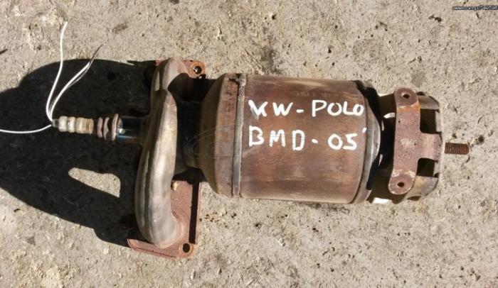 ΠΟΛΑΠΛΗ ΜΕ ΚΑΤΑΛΥΤΗ ΑΠΟ VW-POLO-BMD-2005-1200cc...