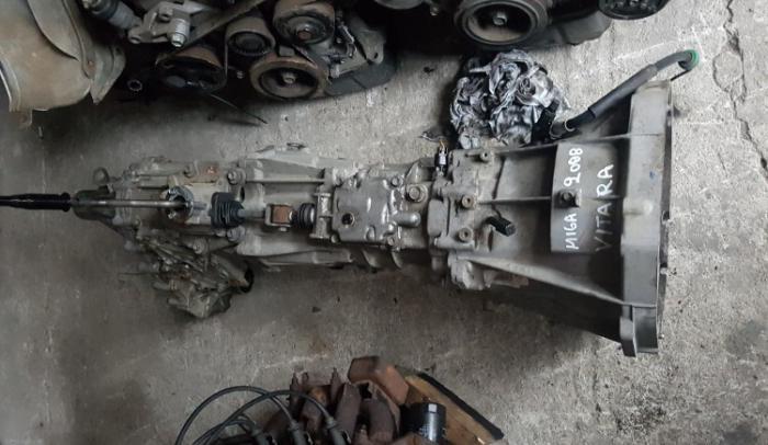 ΣΑΖΜΑΝ ΑΠΟ SUZUKI-VITARA-M16A-2008-4X4...