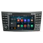 Multimedia για MERCEDES E (W211) - CLS (W219) mod. 2003-2009 Android 5.1 7 inces - 1024x600pix